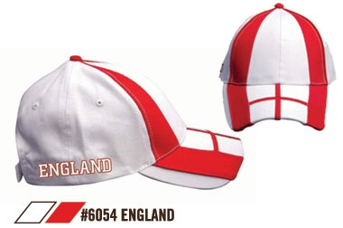 Soccer Caps - England Supporters Cap